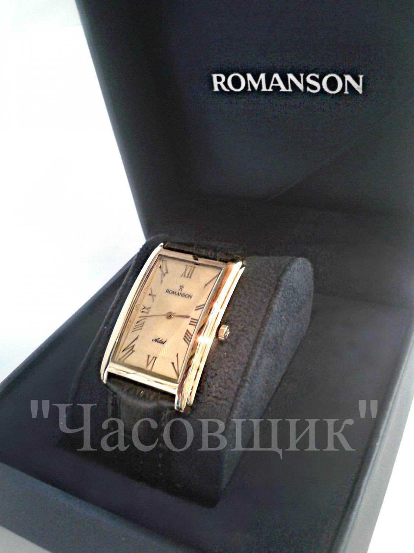 Часов romanson стоимость часы позолоченные цена продам цена луч